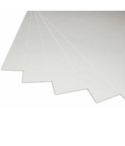 Cartoncino didattico bianco gr.380 - Dimensioni cm. 25x35 - Conf. da 10 fogli